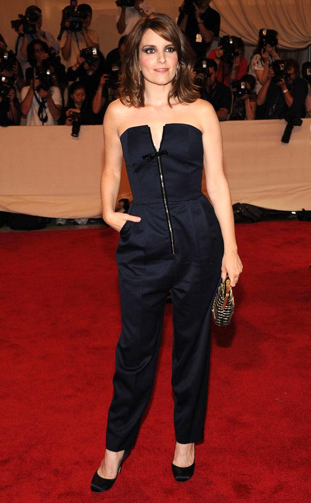 Tina Fey, 2010 Met Gala