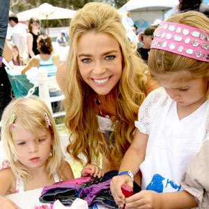 Lola Rose Sheen, Denise Richards, Sam Sheen