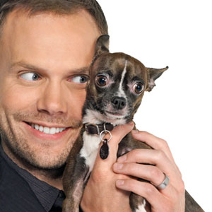 Joel McHale, The Soup, Lou The Dog