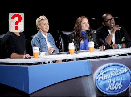 Simon Cowell, Ellen DeGeneres, Kara DioGuardi, Randy Jackson, American Idol