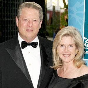 Al Gore, Tipper Gore