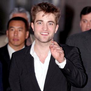 Robert Pattinson