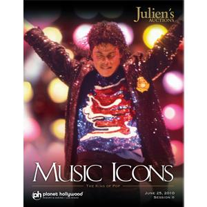 Michael Jackson Auction