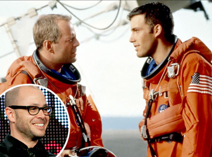 Armageddon, Bruce Willis, Ben Affleck, Damon Lindelof