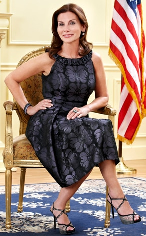 REAL HOUSEWIVES OF DC, Pictured: Lynda Erkiletian