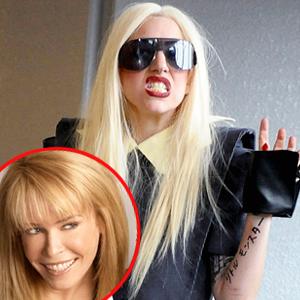 Lady Gaga, Chelsea Handler