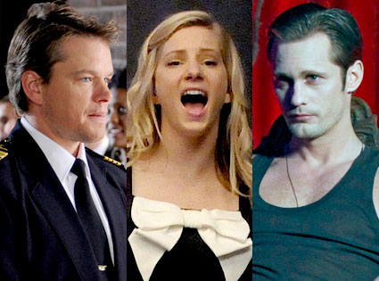 Matt Damon, Heather Morris, Alexander Skarsgard