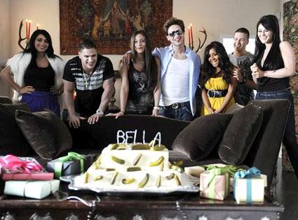 Jersey Shore Cast, Jimmy Kimmel Live, Twilight Saga, Total Eclipse of the Heart