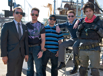 Jeremy Piven, Kevin Dillon, Jerry Ferrara, Kevin Connolly, Adrian Grenier, Entourage