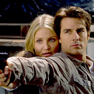 Cameron Diaz, Tom Cruise, Knight and Day