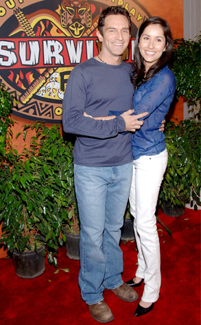 Jeff Probst, Julie Berry