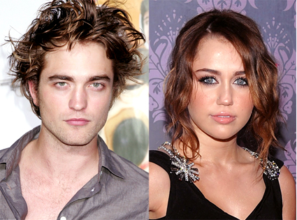 Miley Cyrus, Robert Pattinson