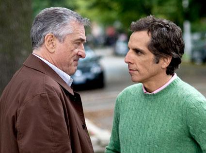Robert De Niro, Ben Stiller, Little Fockers