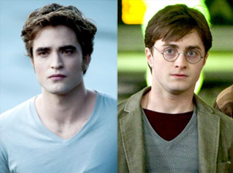 Robert Pattinson, Daniel Radcliffe