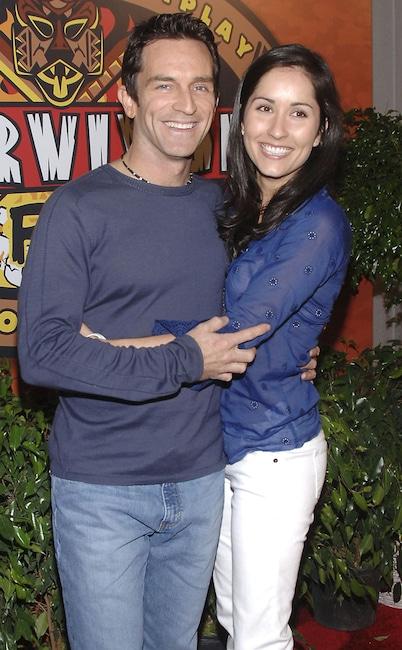 Jeff Probst, Julie Berry, Survivor Couples