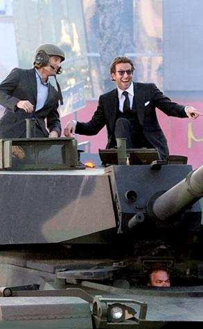 Sharlto Copley, Bradley Cooper