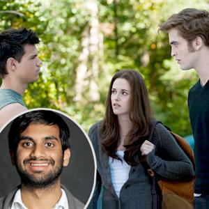 Taylor Lautner, Kristen Stewart, Robert Pattinson, Eclipse, Aziz Ansari