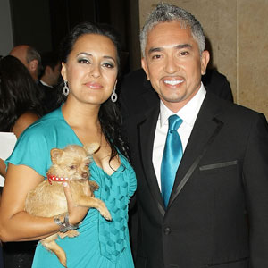 Why did cesar and ilusion millan get divorced
