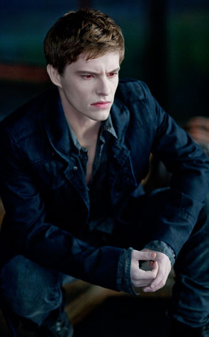 The Twilight Saga: Eclipse, XAVIER SAMUEL