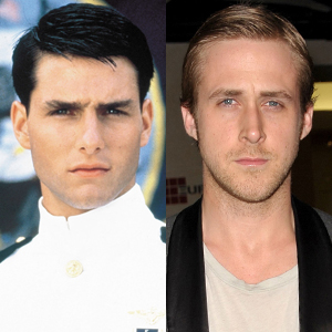 Tom Cruise, Ryan Gosling