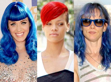 Katy Perry, Rihanna, Juliette Lewis