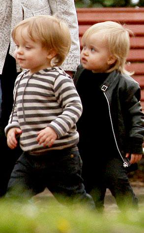 Knox Jolie-Pitt,Vivienne Jolie-Pitt