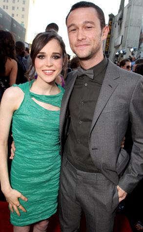 Ellen Page, Joseph Gordon-Levitt