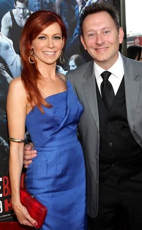 Carrie Preston, Michael Emerson