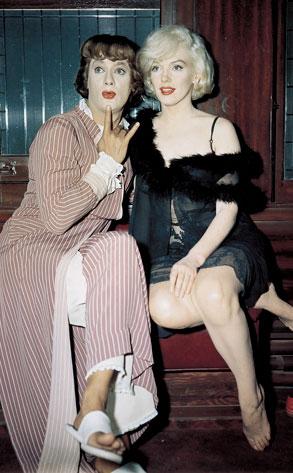Tony Curtis, Marilyn Monroe, Some Like it Hot