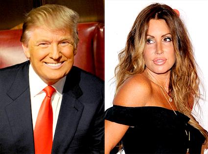 Donald Trump, Rachel Uchitel