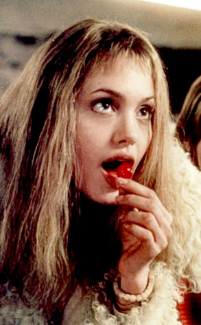 Girl Interrupted From Angelina Jolie Movie Star E News