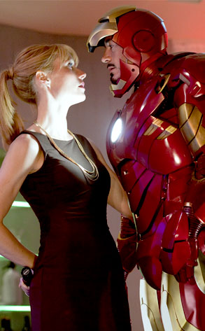 Gwyneth Paltrow, Robert Downey Jr. Iron Man 2