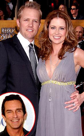 Jeff Probst Married Jenna Fischer But Not Like That E Online Ca