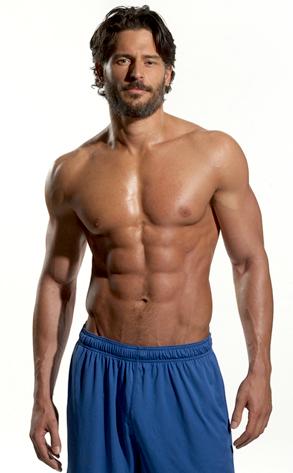 Joe Manganiello, Muscle and Body Magazine