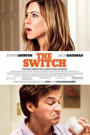 The Switch, Advertisement, Jason Bateman, Jennifer Aniston