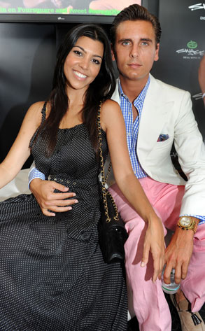 Kourtney Kardasian, Scott Disick