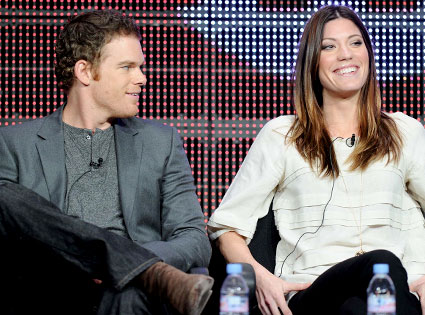Michael C. Hall, Jennifer Carpenter