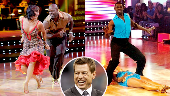 Michael Irvin, Emmitt Smith, Dancing With the Stars, Troy Aikman