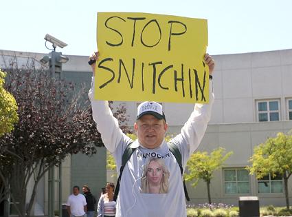 Free Lindsay Lohan Rally Lynwood