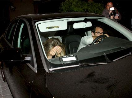 Jennifer Aniston, Christopher Gartin