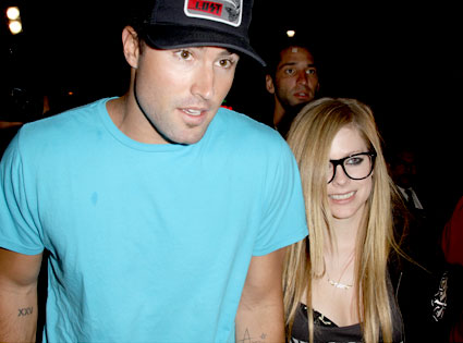 Brody Jenner, Avril Lavigne