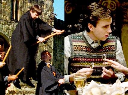 Matthew Lewis, Harry Potter, Sorcerer's Stone, Half-Blooded Prince