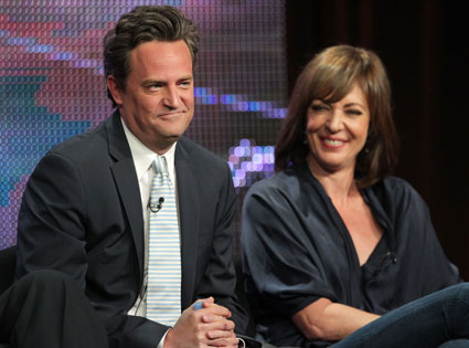 Mr  Sunshine: Matthew Perry Tackles Most Awkward Question