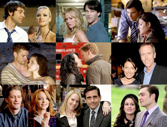 Best tv couples