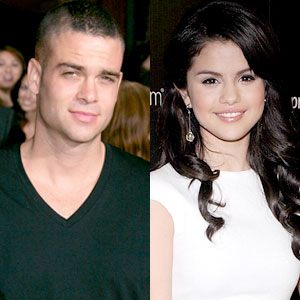 Mark Salling, Selena Gomez