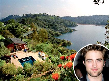 Robert Pattinson, House