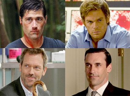 Emmy Prediction Poll, Lead Actor, Drama