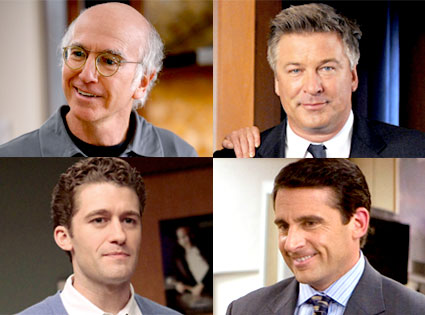 Emmy Prediction Poll, Lead Actor, Comedy