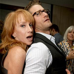 Kathy Griffin, Matthew Morrison