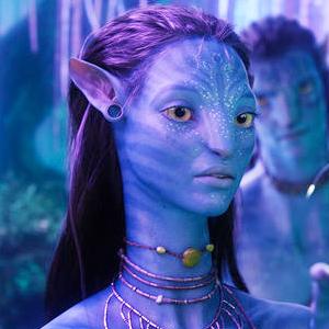 Zoe Saldana, Sam Worthington, Avatar